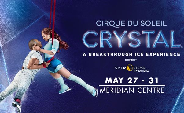 Cirque du Soleil CRYSTAL A Breakthrough Ice Experience Hotel Packages -