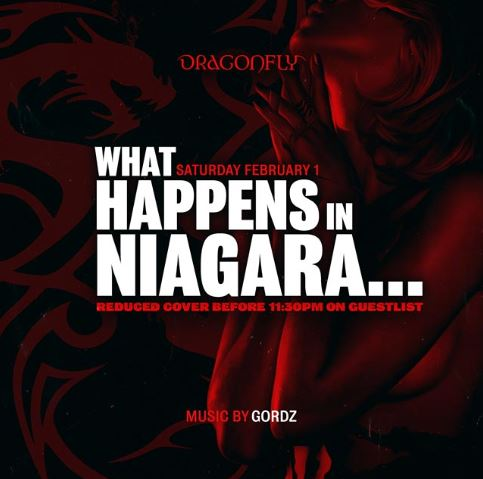 Dragonfly Saturday ~ What Happens in Niagara... Hotel Packages -