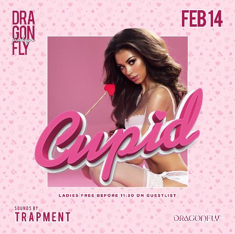 Dragonfly Fridays ~ Cupid Hotel Packages -