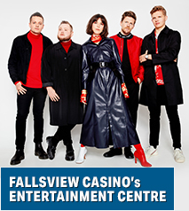Of Monsters and Men Fever Dream Tour Hotel Packages - Days Inn Niagara Falls Lundy's Lane