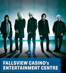 REO Speedwagon The Rise Before The Storm Tour Hotel Packages - Days Inn Niagara Falls Lundy's Lane