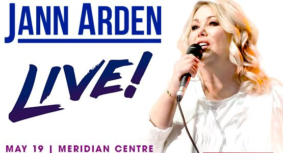 Jann Arden Live Hotel Packages -