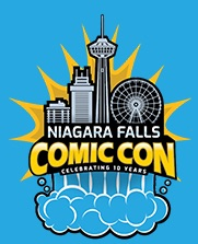 NIAGARA FALLS COMIC CON-CELEBRATING 10 YEARS