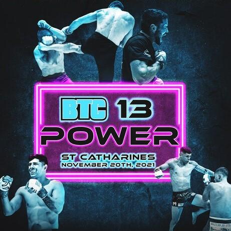 MMA - BTC 13 Power