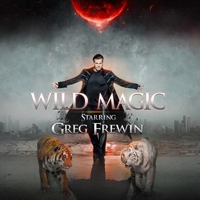 Greg Frewin Magic Show