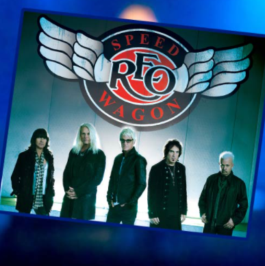 REO SPEEDWAGON - THE RISE BEFORE THE STORM TOUR